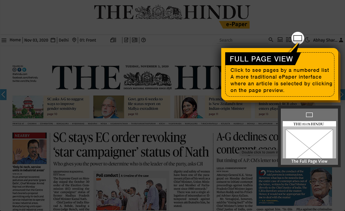 Image result for Images to depict Newspapers-HINDU Down Town 6th July 2018-8th page